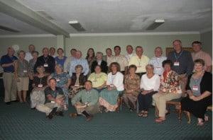 FOM Retreat Attendees 2013