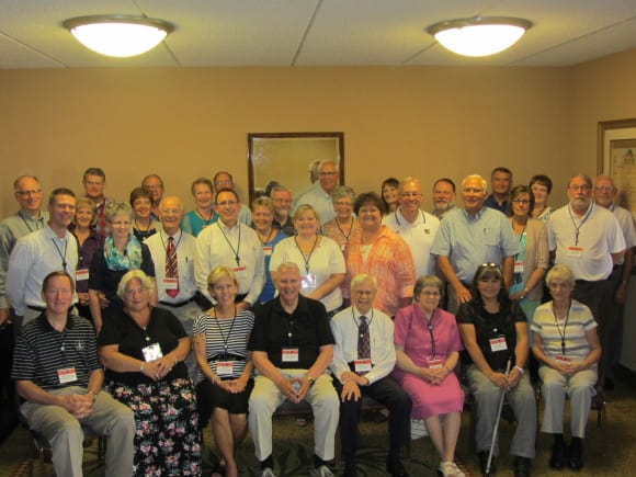 2015 FOM Annual Retreat Attendees in Greenville, SC